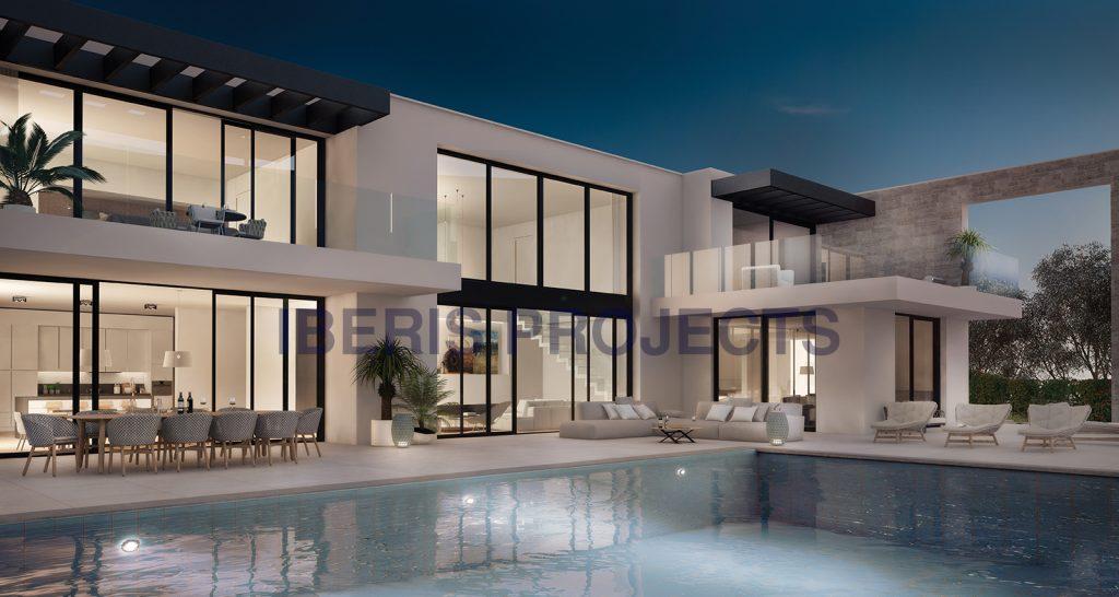 Villa van IBERIS PROJECTS