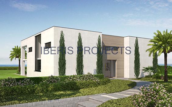 IBERIS PROJECTS - villa elviria